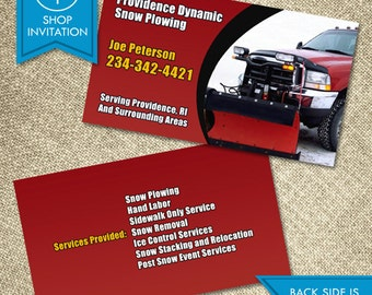 Taxi cab business card free shipping snow plowing business card free shipping colourmoves Images