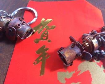 ROBOT dog Key holder-0214