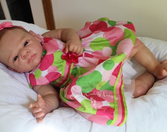 He/She's Awake ~ CuteNCuddly Nursery ~ OOAK ~ Big Baby ~ Boo-Boo