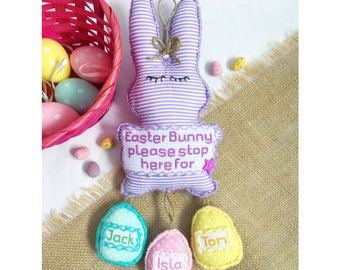 Easter gifts for kidsnew baby giftmy first easterbabys easter gifts for kidseaster home fun decorbabys first easter bunny alternative negle Gallery