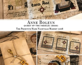 Anne Boleyn queen of the needles