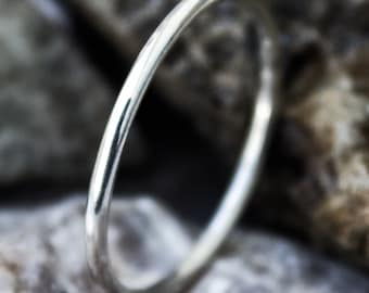 Sterling Silver Ring - Polished