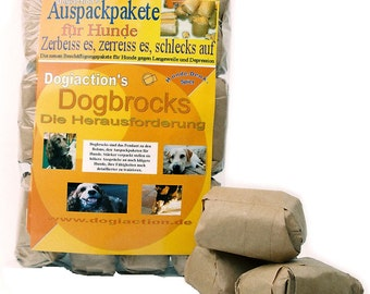 Auspackpaket Dogbrocks