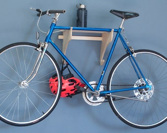 Premium Birch Bike Rack Shelf