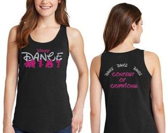 Disney Dance Characters