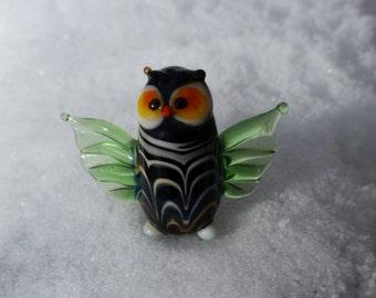 Murano Glass Owl