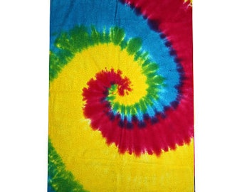 Rainbow, Tye Dye, Beach, Pool Towel, Kids, Free Shipping