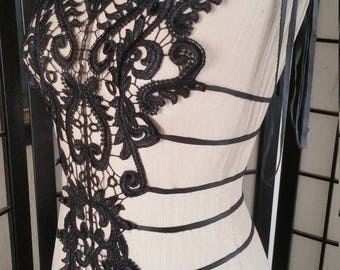 Couture Lace Top