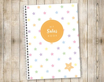 My Sales Book