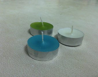 6 Pack of Scented Tea Light Candles