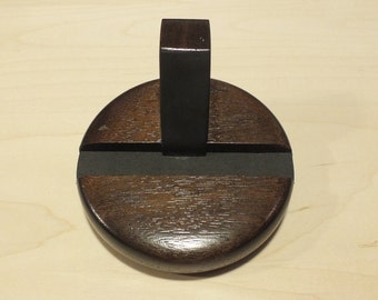 Walnut Handmade Smartphone/Tablet Holder