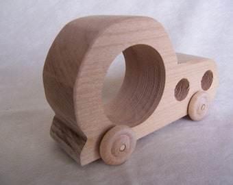 Toy Rollo Car Ready for Child's Playtime in the House or in the Car