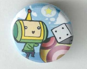 Katamari Damacy- Prince Button