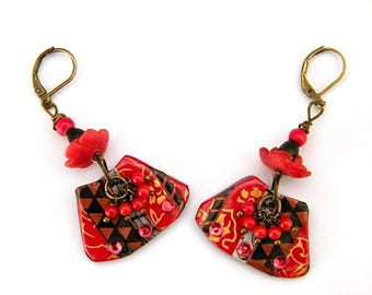 ETHNIC - for mother's day EARRINGS