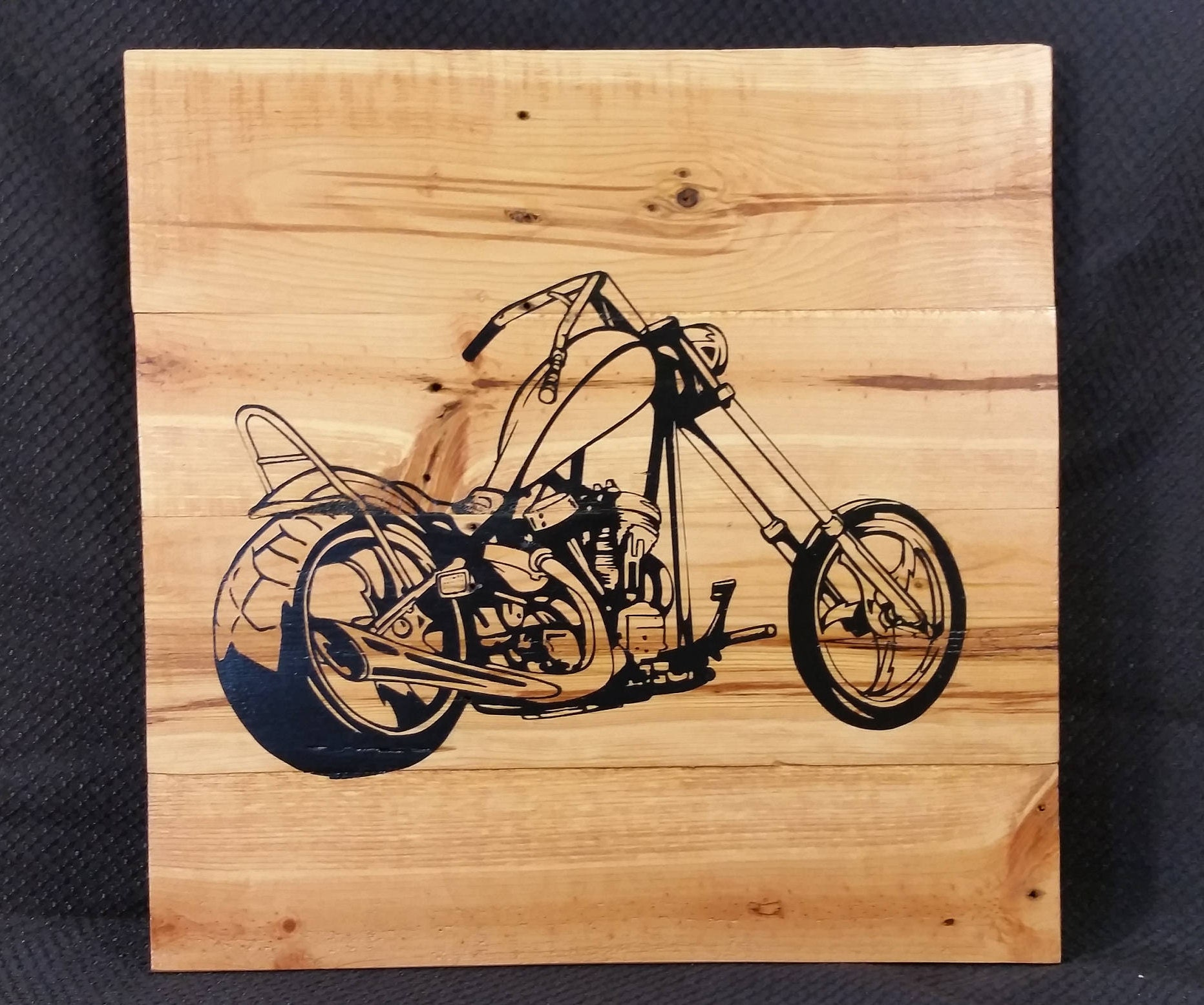 Attractive Motorcycle Wall Decor Elaboration - Wall Art Collections ...