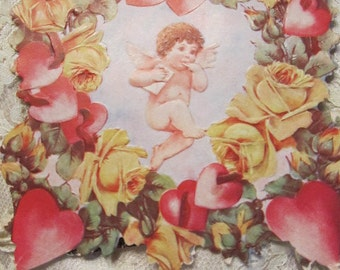 1920-30's Antique Valentine