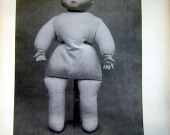 Byron Doll Patterns BY-62 - 14 1/2 Inch Doll Body