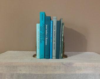 Vintage Book Set/Book Bundle/Old Books /Instant Library/Book Set / Decorative Books/Books For Design / Books For Weddings/Antique Books
