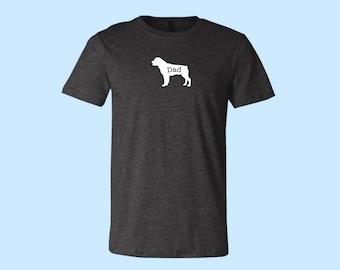 "Rottweiler ""DAD"" Dog SHIRT"