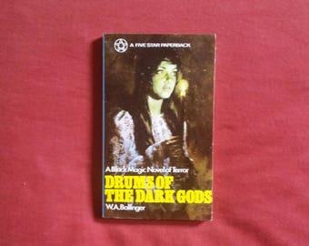 W.A. Ballinger - Drums of the Dark Gods (Five Star Paperback 1972)