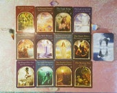 Year Ahead Tarot Reading Oracle Cards Psychic Spiritual Guidance Email Same Day Fortune Telling 12 Card Spread Wisdom of the Hidden Realms