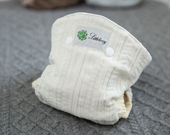 EXCLUSIVE! Littleberry cloth nappy, size 2