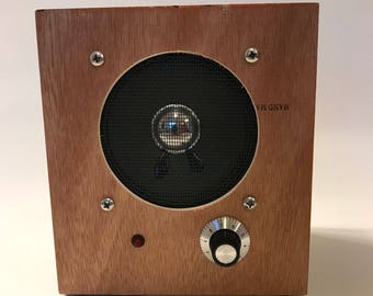 Cigar Box Guitar Amplifier