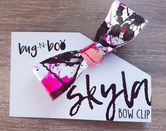 Skyla Bow Clip