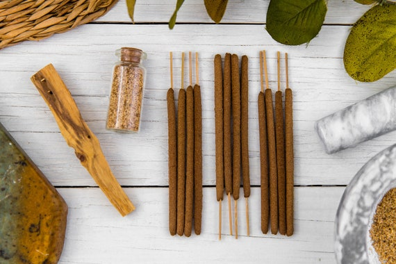 Palo Santo Incense All Natural Hand Rolled Incense Sticks