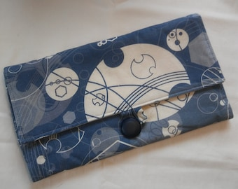 Interchangeable Needle Case - Doctor Who - The Fabric of Rassilon