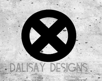 X-Men Vinyl Decal