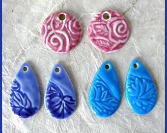 Ceramic component pairs