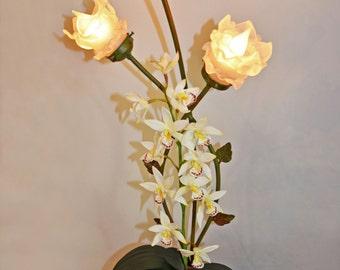 Art Nouveau Lamp Handmade # 10