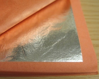 Silver Foil for the Lampwork Artist