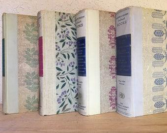 BOOK LETTER •monogram • Custom cut this vintage  Reader's Digest •Home, Wedding decor • Teacher, Engagement, Birthday gifts etc