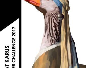 Modern Masterpieces of the Misunderstood Goose