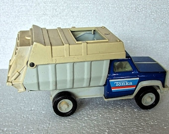 Vintage Tonka Refuce/Carbage Ford Tipper Truck