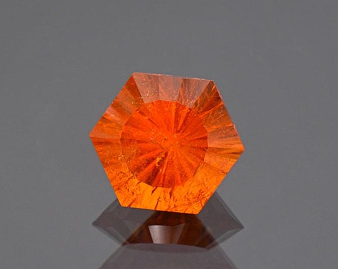 FLASH SALE! Fiery Orange Spessartine Garnet Gemstone from Nigeria 9.46 cts.