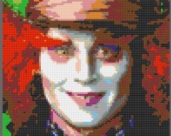 Lego Mad Hatter