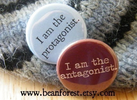 how to create a protagonist