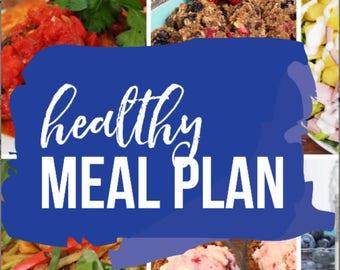 BUNDLE   Healthy Meal Plans eBooks   2017 & 2018 eBooks Included