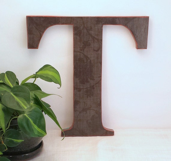 letter b wall decor items similar to letter t rustic wall letter wood 22773 | il 570xN.1032332691 efd6