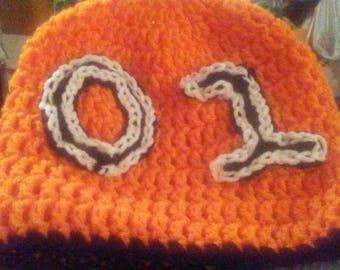 Hand Crocheted Character Hats