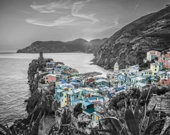 3 Prints - Cinque Terre, Italy - Triplicate (3 Photos)