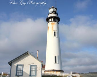 Photograph: Pigeon Point Lighthouse (2600 x 3900)