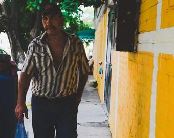 Chuck, Mexico 2016