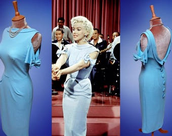 Marilyn Monroe. There's No Business Like Show Business.