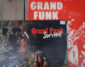 Grand Funk - 2 Album Set