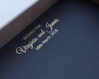 Upgrade color for names and date letters on the top of cards, Vows or album pages