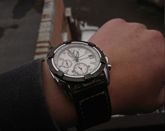 Clock,Alberto Kavalli JAPAN MOVT S3518A
